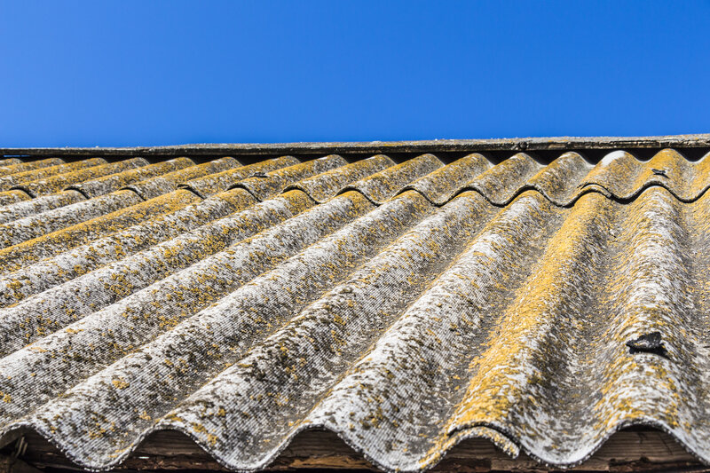 Asbestos Garage Roof Removal Costs Swansea West Glamorgan Affordable Asbestos Removal Swansea Call 01792 732069